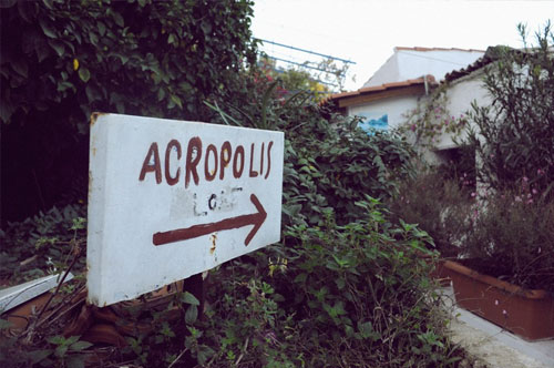 Going to Acropolis...